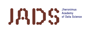 The Jheronimus Academy of Data Science (JADS) is an initiative by Tilburg University, Eindhoven University of Technology, the Municipality of 's-Hertogenbosch and the Province of Noord-Brabant